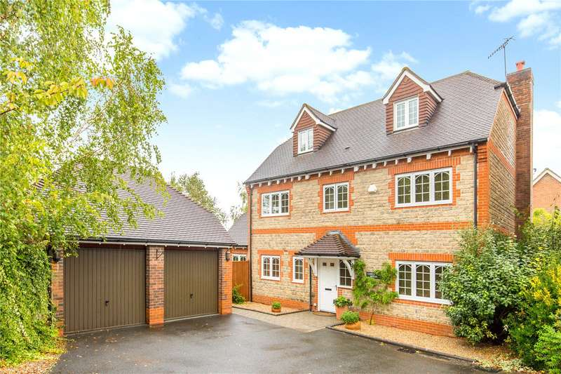 5 Bedrooms Detached House for sale in Lewes Road, Forest Row, East Sussex, RH18