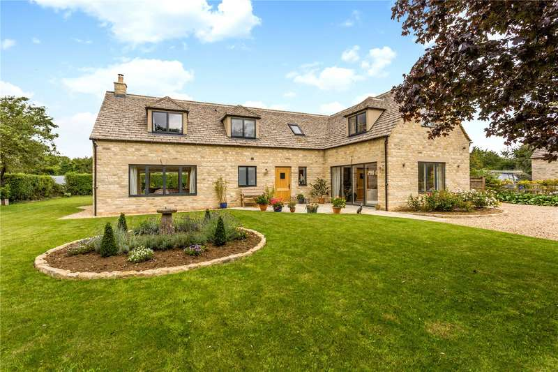 4 Bedrooms Detached House for sale in Sunhill, Poulton, Cirencester, Gloucestershire, GL7