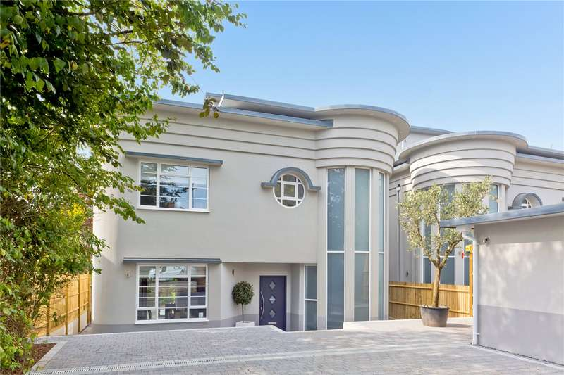 4 Bedrooms Detached House for sale in Dyke Road, Hove, East Sussex, BN3