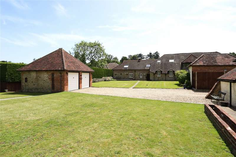 4 Bedrooms House for sale in Whitehill Road, Standford, Hampshire, GU35
