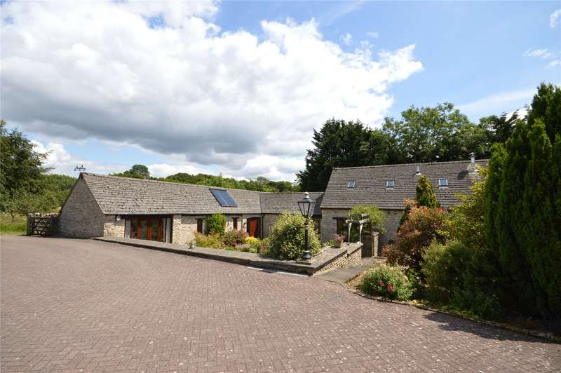 3 Bedrooms Detached House for sale in Bournes Green, Stroud, Gloucestershire, GL6