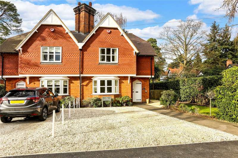 2 Bedrooms Retirement Property for sale in Rise Road, Sunninghill, Sunningdale, Berkshire, SL5