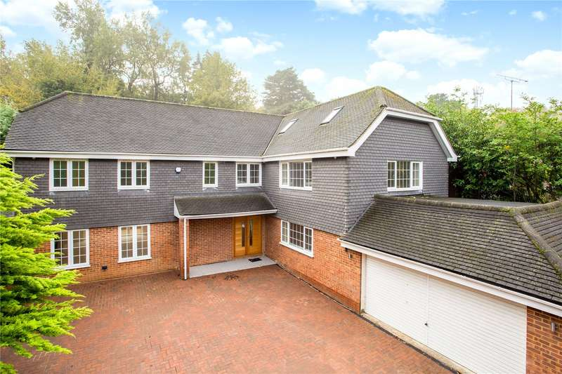 6 Bedrooms Detached House for sale in St Leonards Hill, Windsor, Berkshire, SL4