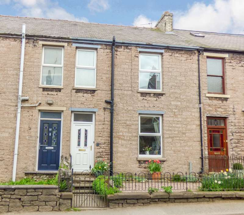 2 Bedrooms Terraced House for sale in 17 South Road, Kirkby Stephen