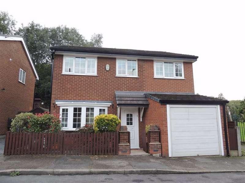 4 Bedrooms Detached House for sale in Lumb Lane, Droylsden, Manchester