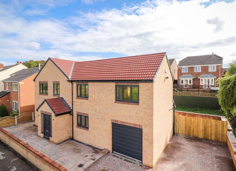 4 Bedrooms Detached House for sale in Denby Dale Road West, Calder Grove, Wakefield