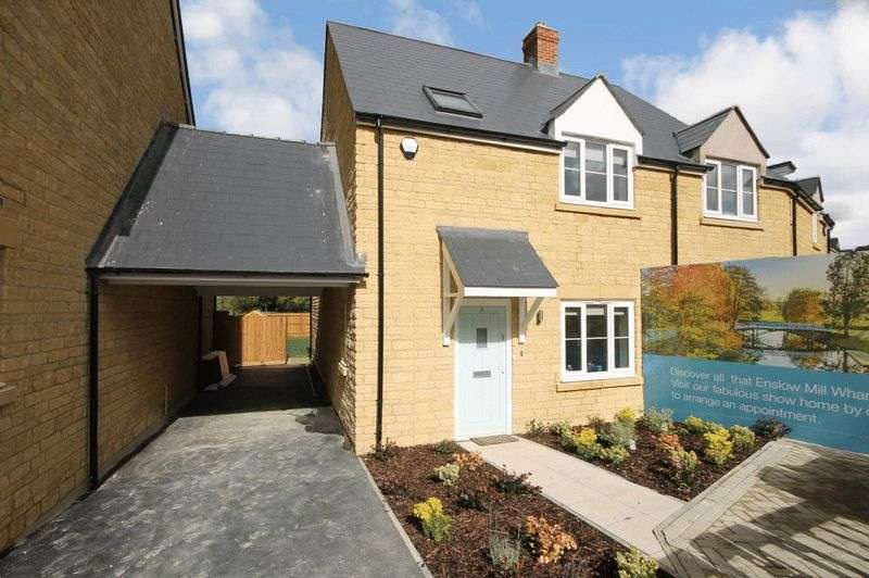 3 Bedrooms Property for sale in Canal Close, Enslow