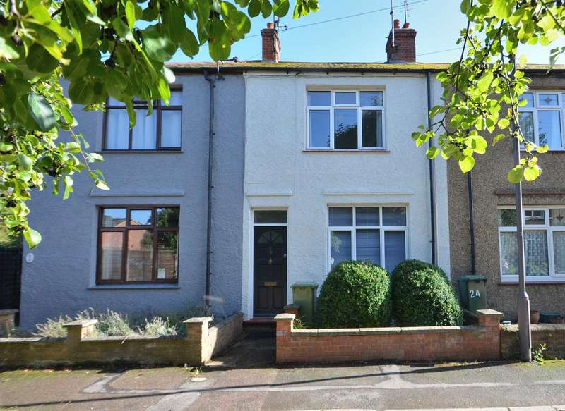 2 Bedrooms Terraced House for sale in St Marys Avenue, Stony Stratford