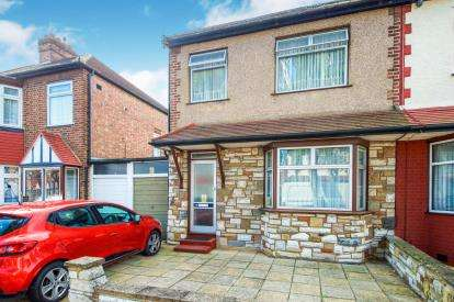 3 Bedrooms Terraced House for sale in Dover Road, Edmonton, London