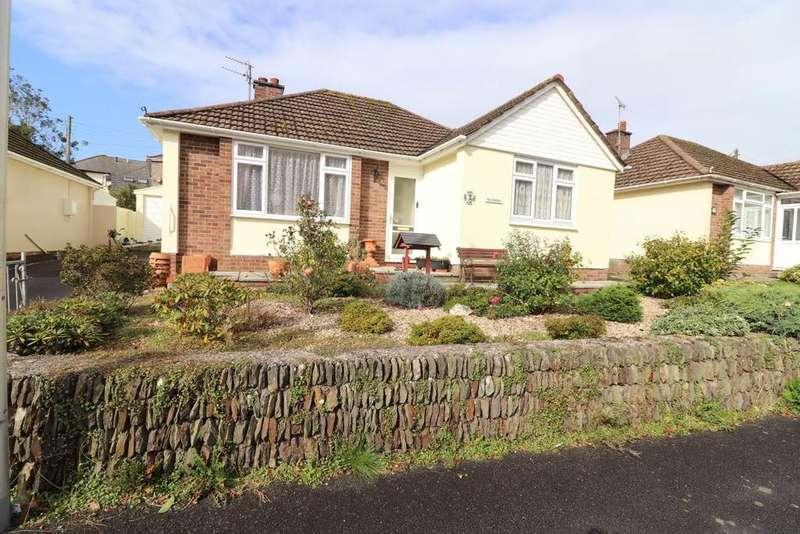 2 Bedrooms Detached Bungalow for sale in Braunton, North Devon