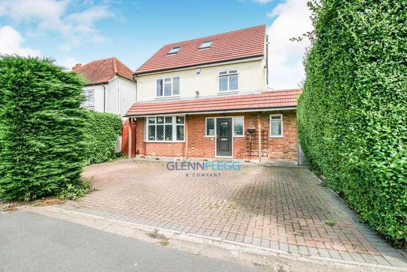4 Bedrooms Detached House for sale in Burnham