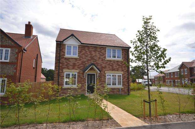 4 Bedrooms Detached House for sale in Ramsdell, Ashford Hill Road, Ashford Hill