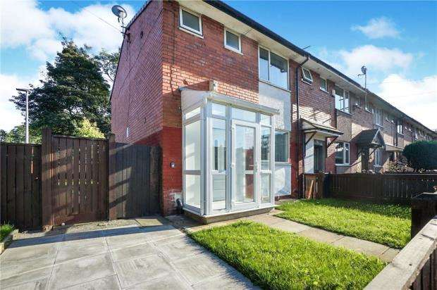 3 Bedrooms End Of Terrace House for sale in Tatton Street, Manchester, Greater Manchester