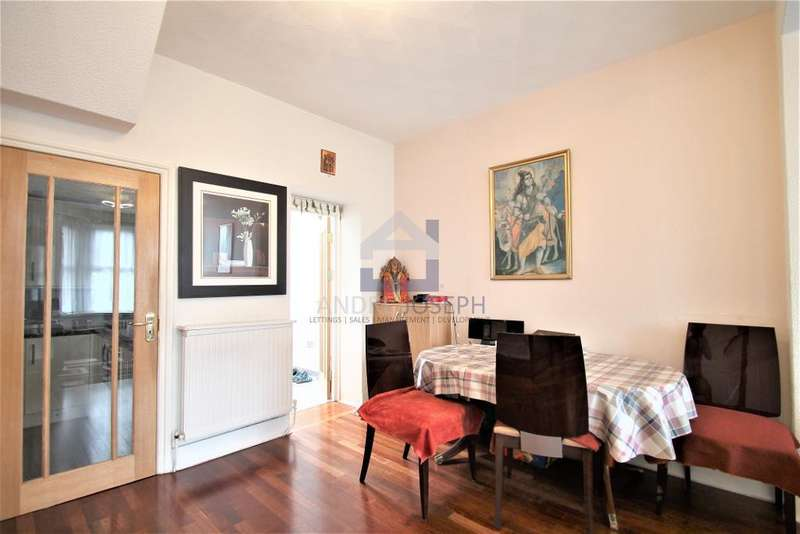 3 Bedrooms Terraced House for sale in Durnsford Road, Wimbledon, London, SW19 8HQ
