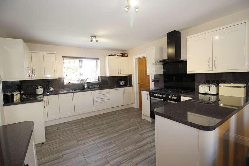 4 Bedrooms Detached House for sale in Grange Park Road, Orton Grange, Carlisle, CA5