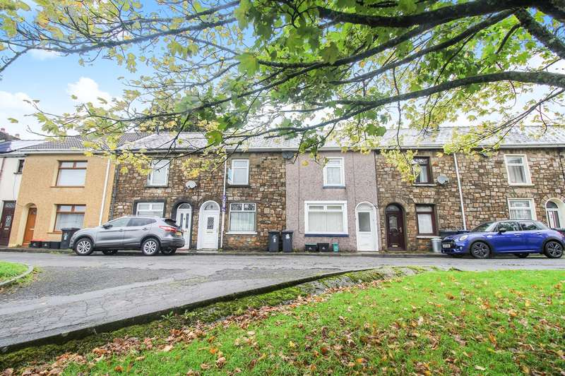 2 Bedrooms Terraced House for sale in River Row, Blaina, Abertillery, NP13