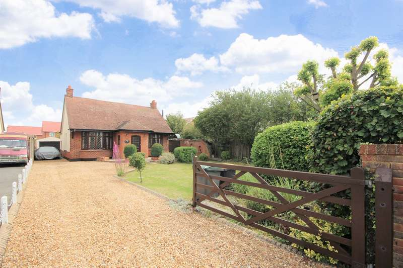 4 Bedrooms Bungalow for sale in Bedford Road, Wilstead, Bedfordshire, MK45