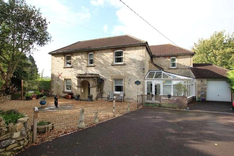 5 Bedrooms Detached House for sale in Wells Road, Radstock, BA3
