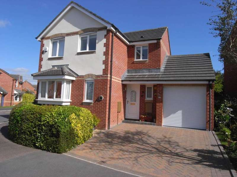 3 Bedrooms Detached House for sale in Newport, Barnstaple