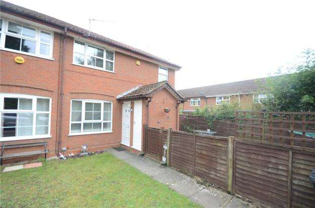 1 Bedroom End Of Terrace House for sale in Fernhurst Road, Calcot, Reading