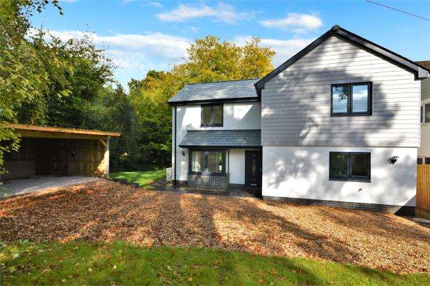 4 Bedrooms Detached House for sale in Bendarroch Road, West Hill, Ottery St. Mary, Devon