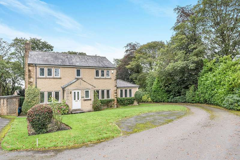 4 Bedrooms Detached House for sale in Birdcage Lane, Halifax, West Yorkshire, HX3