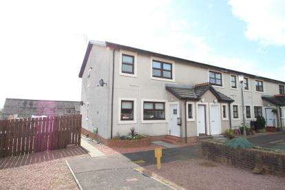 2 Bedrooms Flat for sale in Fardalehill View, Crosshouse