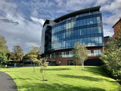 2 Bedrooms Flat for sale in H Q, 11 Nuns Road, Chester, CH1