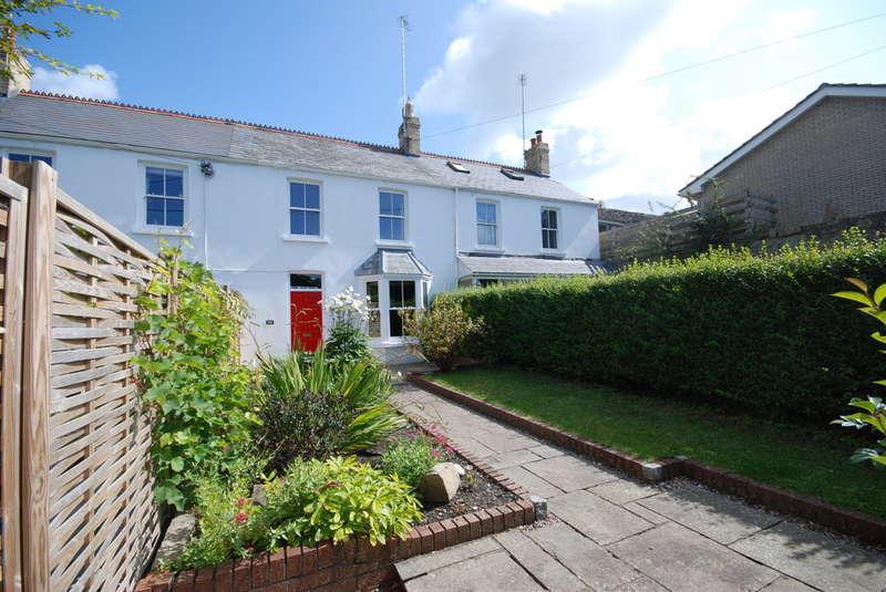 3 Bedrooms Terraced House for sale in College Terrace, Llantwit Major,Vale of Glamorgan, CF61 1SE