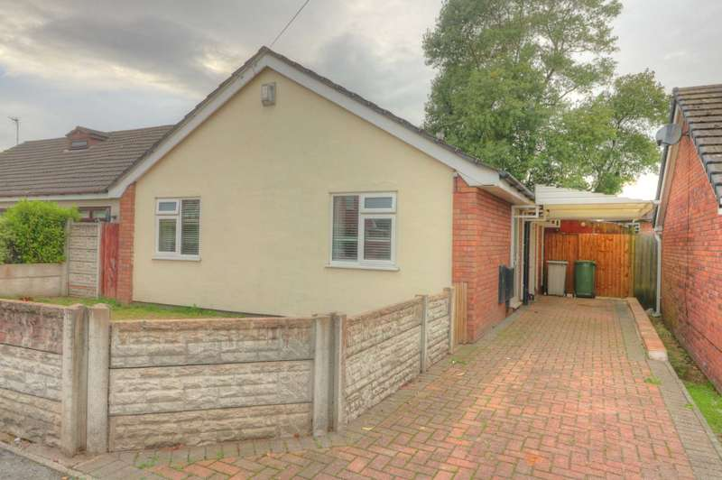 2 Bedrooms Detached Bungalow for sale in Childwall Avenue, Moreton