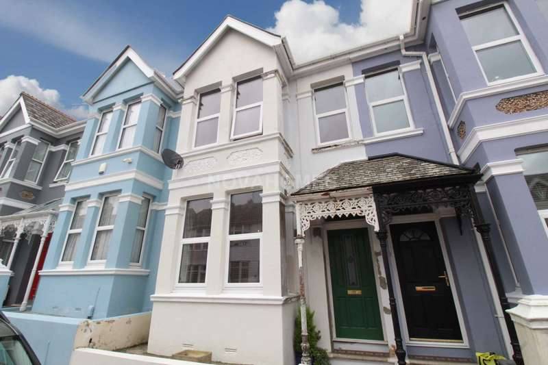 3 Bedrooms Terraced House for sale in Meredith Road, Peverell, PL2 3QJ