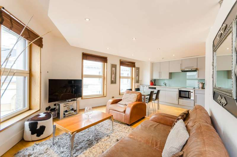 1 Bedroom Flat for sale in Haymarket, St James's, SW1Y