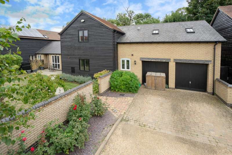 4 Bedrooms Link Detached House for sale in Church Street, Litlington, SG8