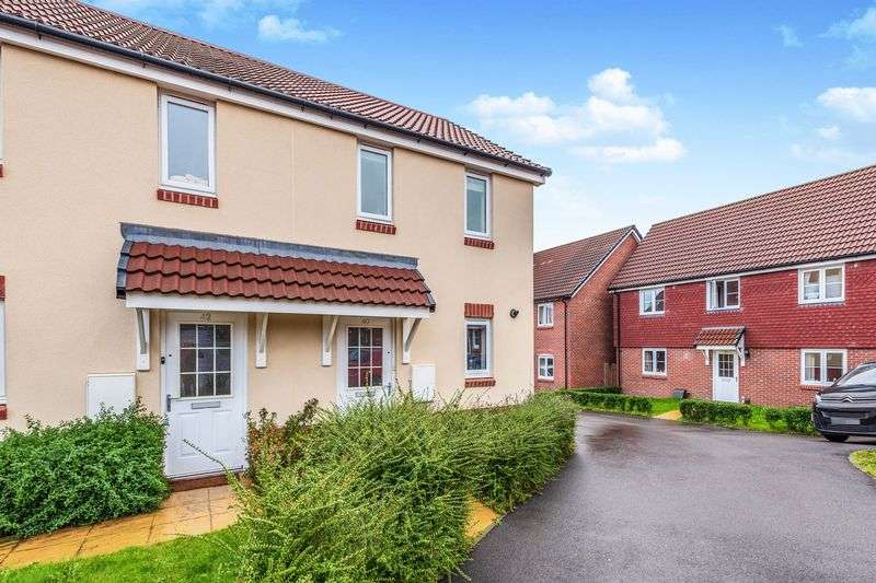 2 Bedrooms Property for sale in Colling Lane, Tidworth SP9