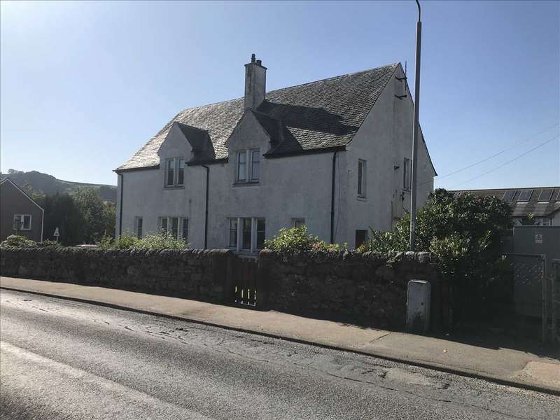 3 Bedrooms Semi Detached House for sale in Ralston Road, Campbeltown