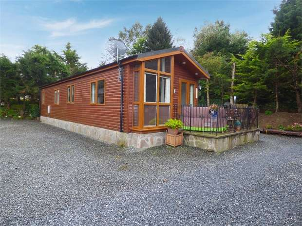 2 Bedrooms Detached Bungalow for sale in Grand Eagles, Auchterarder, Perth and Kinross