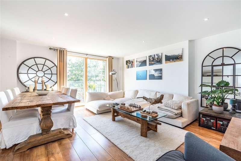 2 Bedrooms Flat for sale in Wingate Square, London, SW4