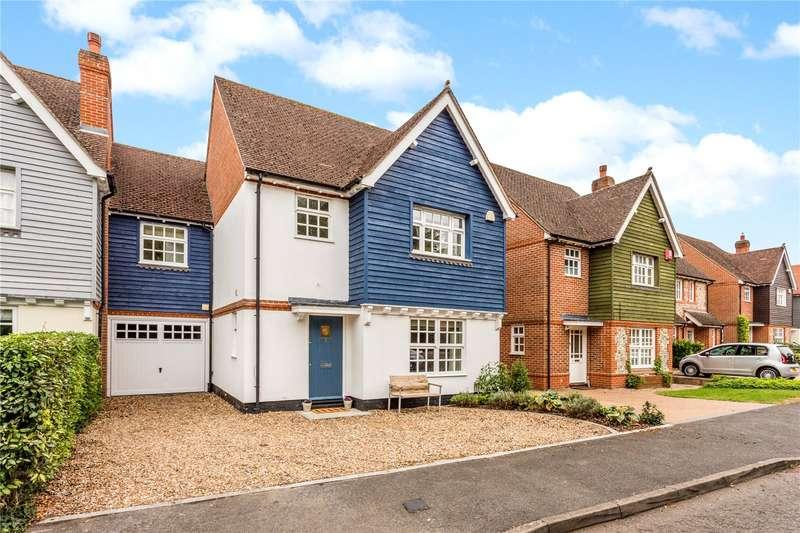 4 Bedrooms House for sale in The Pennings, Wendover, Aylesbury, Buckinghamshire, HP22