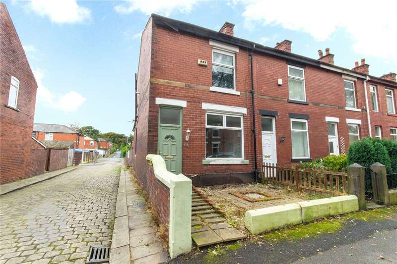 3 Bedrooms End Of Terrace House for sale in Horbury Drive, Bury, Greater Manchester, BL8
