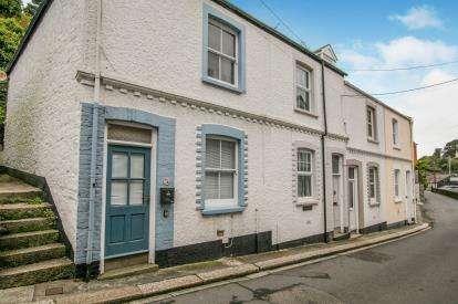 2 Bedrooms Semi Detached House for sale in Fowey, Cornwall, Fowey