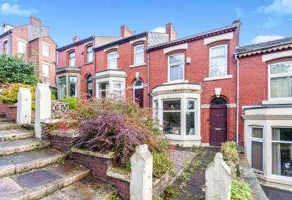 3 Bedrooms Terraced House for sale in Brantfell Road, Blackburn, Lancashire, ., BB1