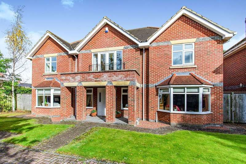 6 Bedrooms Detached House for rent in South View, Eaglescliffe, Stockton-On-Tees, TS16