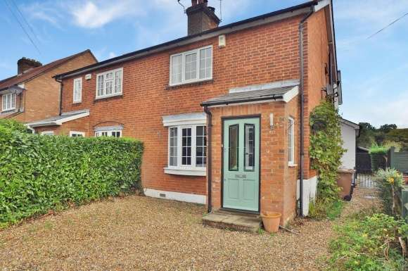 3 Bedrooms Detached House for sale in Pottersheath Road, Welwyn