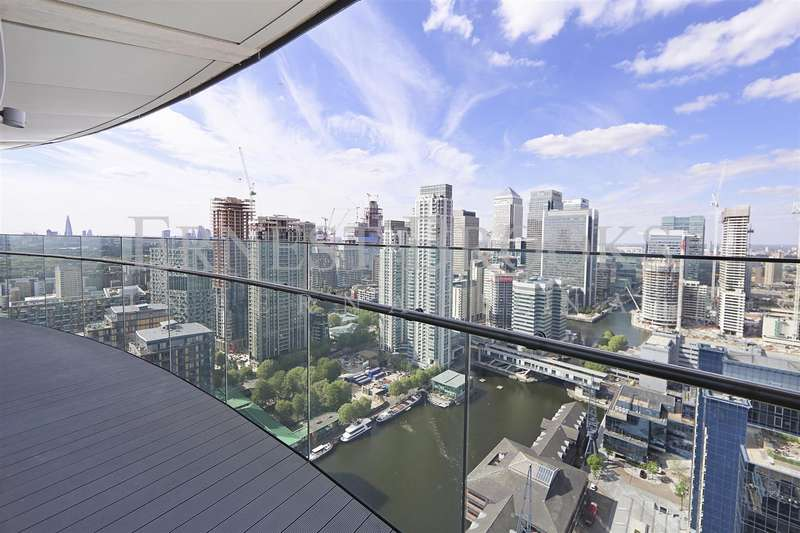 1 Bedroom Apartment Flat for sale in Arena Tower, 25 Crossharbour Plaza, Canary Wharf, E14