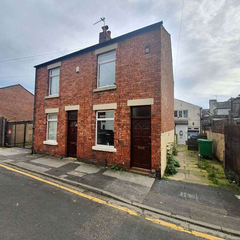 2 Bedrooms Semi Detached House for sale in Lowe Street, Golborne, Warrington, Lancashire. WA3 3BP