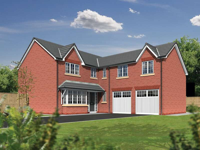 5 Bedrooms Detached House for sale in Plot 11 The Montgomery, Calder View, Daniel Fold Lane, Catterall, PR3