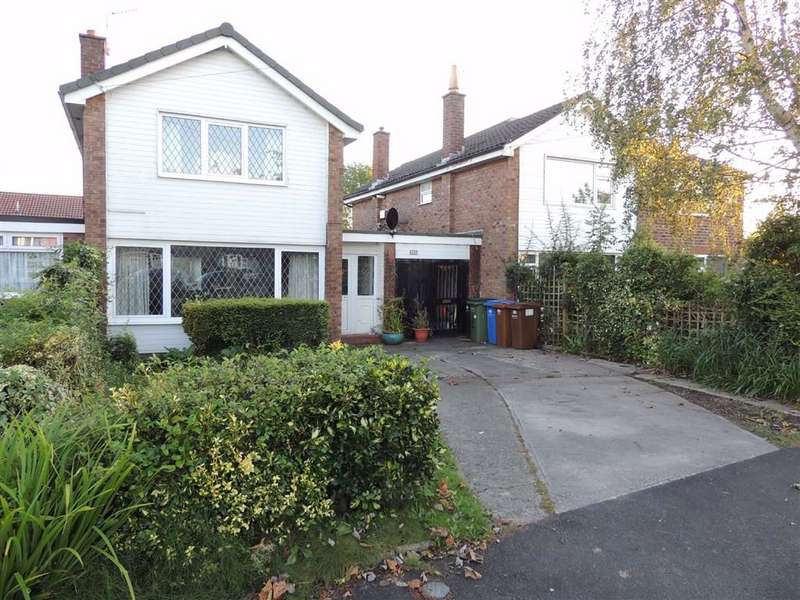 3 Bedrooms Detached House for sale in Warwick Drive, Hazel Grove, Stockport