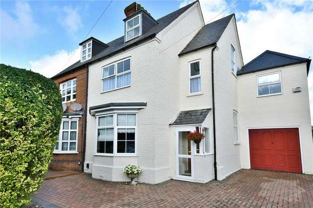 5 Bedrooms Semi Detached House for sale in Willoughby Road, Langley, Berkshire
