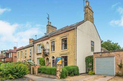 5 Bedrooms Semi Detached House for sale in Monument Street, Peterborough, Cambridgeshire