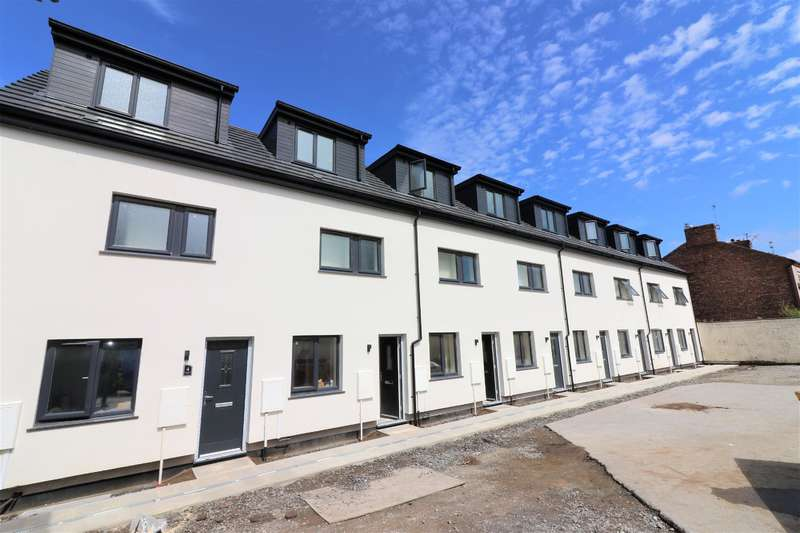 2 Bedrooms Mews House for sale in Rullerton Mews, Wallasey, CH44 5XQ